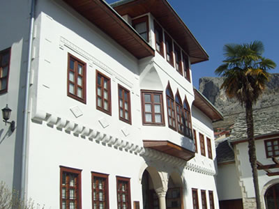 Ottoman Residences (16th -19th century)
